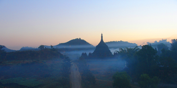 Mrauk U Surrounding